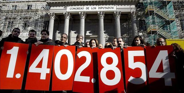 Participación Institucional (III): Las iniciativas Legislativas Populares