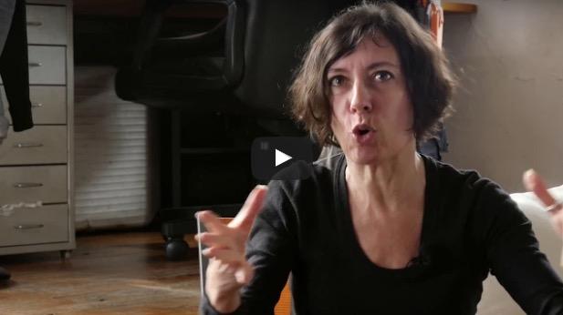 Simona Levi: el activismo como forma de vida