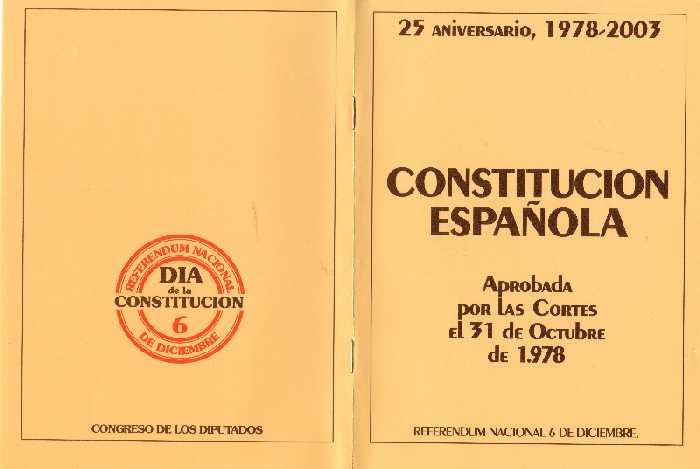 Participación institucional (I)