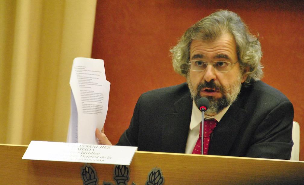 Carlos Sánchez Almeida: el derecho y el activismo